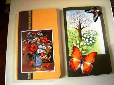 Notepads from stash 2