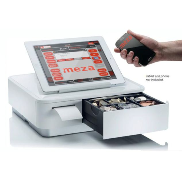 MEZA IPAD POS SOFTWARE - FREE TRIAL