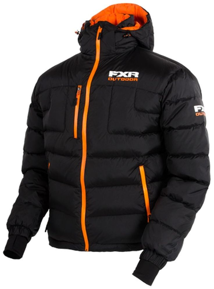 2015 FXR Elevation Mens Snowmobile Snow Insulated Winter