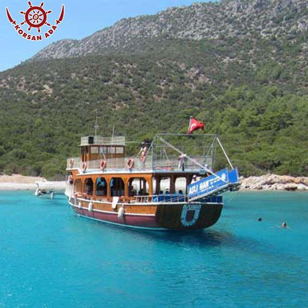 Korsan ada hotelde mavi yolculuk sizlere antalyanın eşsiz güzelliğini sunacak. http://bit.ly/1PfrVI3 #deniz #antalya #tatil #kaş #maviyolculuk