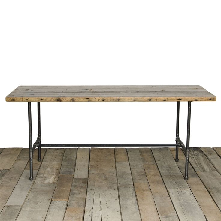 Find This Pin And More On Industrial Design By Jobahr602 57 Best Industrial  Design Images On Pinterest Industrial Pipe. Round Wood Industrial Dining  Table ...