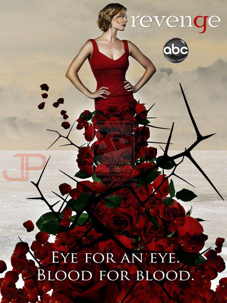 REVENGE Season 3 Poster