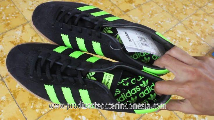 Sepatu Sneakers Adidas Bermuda Core Black BB5271 Original
