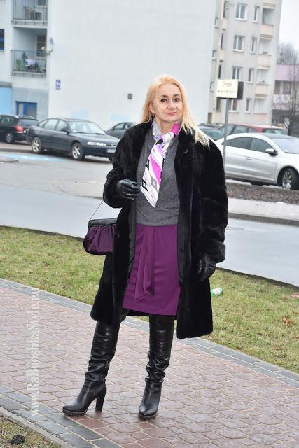 Babooshka Style - Blog modowy: Hot 2018 - Ultrafiolet w dodatku! - Particularly U...