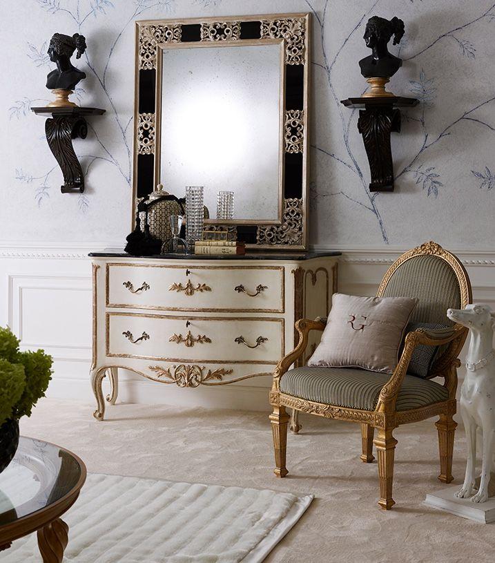 Enchanting details of a Master Bedroom...