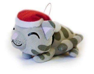 The Big Bang Theory Soft Kitty Mini Holiday Plush Ornament - Christmas Holiday Items - | TV Store Online
