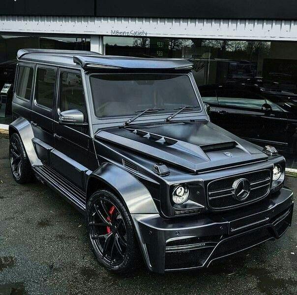 Mercedes G63 AMG W463 ONYX