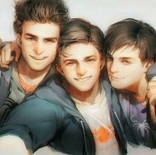 I don't know who made this but I love it ♡ Our Spider-Men! Andrew Garfield, Tom Holland & Tobey Maguire ♡