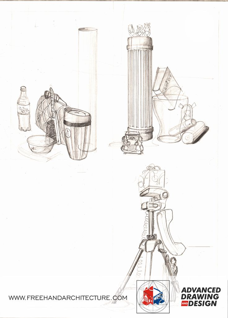 17 best images about beginner drawings on pinterest the for Complete set of architectural drawings pdf