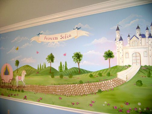 288 best images about art wall murals children traditional