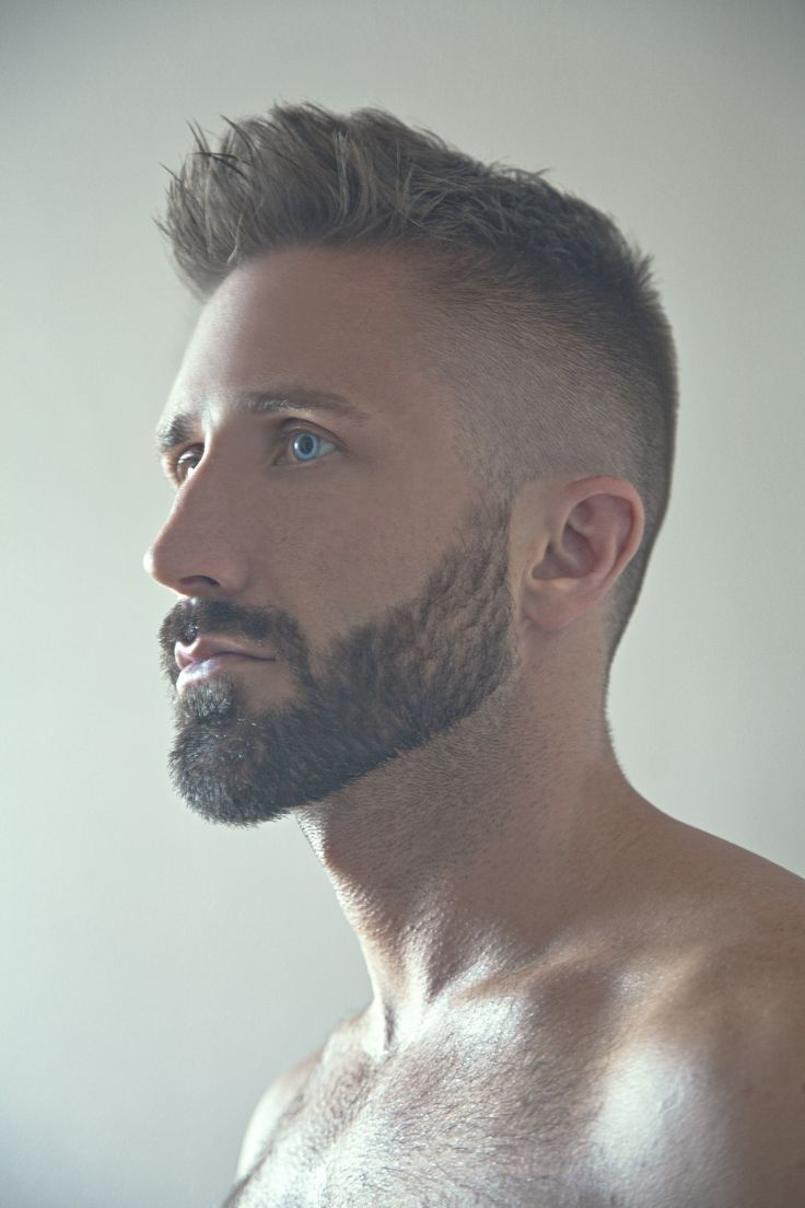 68 best beards & haircuts images on pinterest | hairstyles