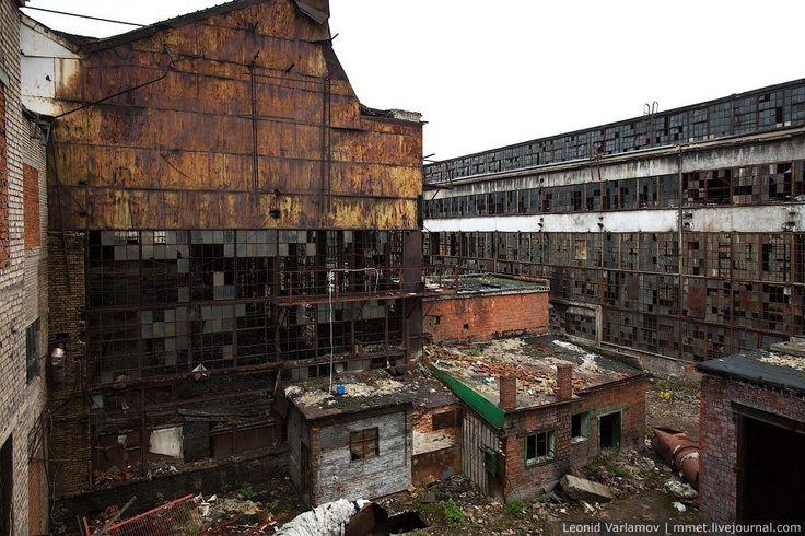 Самые интересные заброшки города 1. Заброшенная Ховринская больница Возведение Ховринской больницы в Северном округе Москвы было начато в 1980 году, и она проектировалась как одна из лучших больниц города. Но…