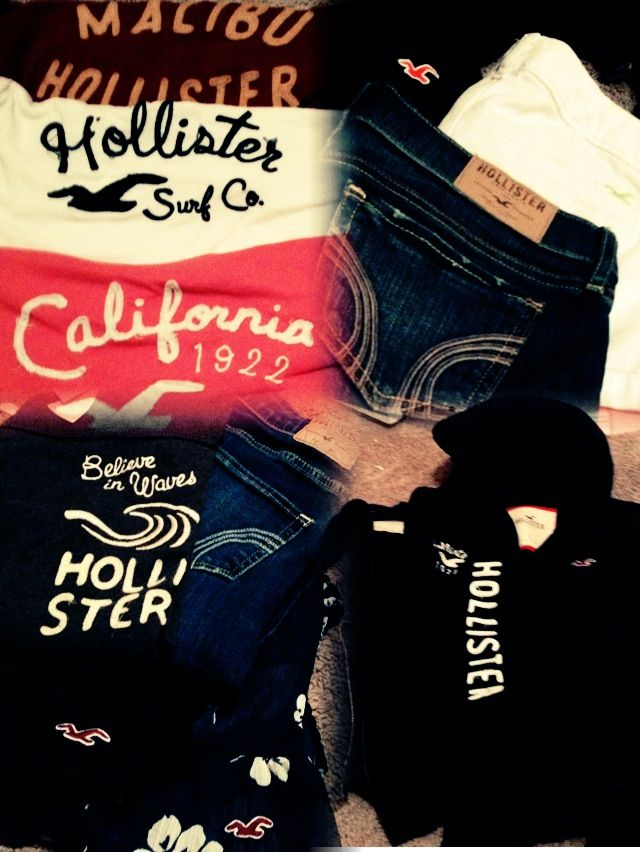 Hollister Clothes