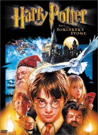 This film, released in 2001, was based on J.K. Rowling's book of the same name.  Seven more films were released in this popular series.