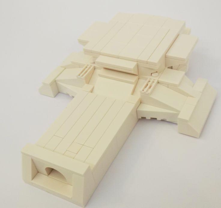 Lego Building Design Image 2 William Dunn ©