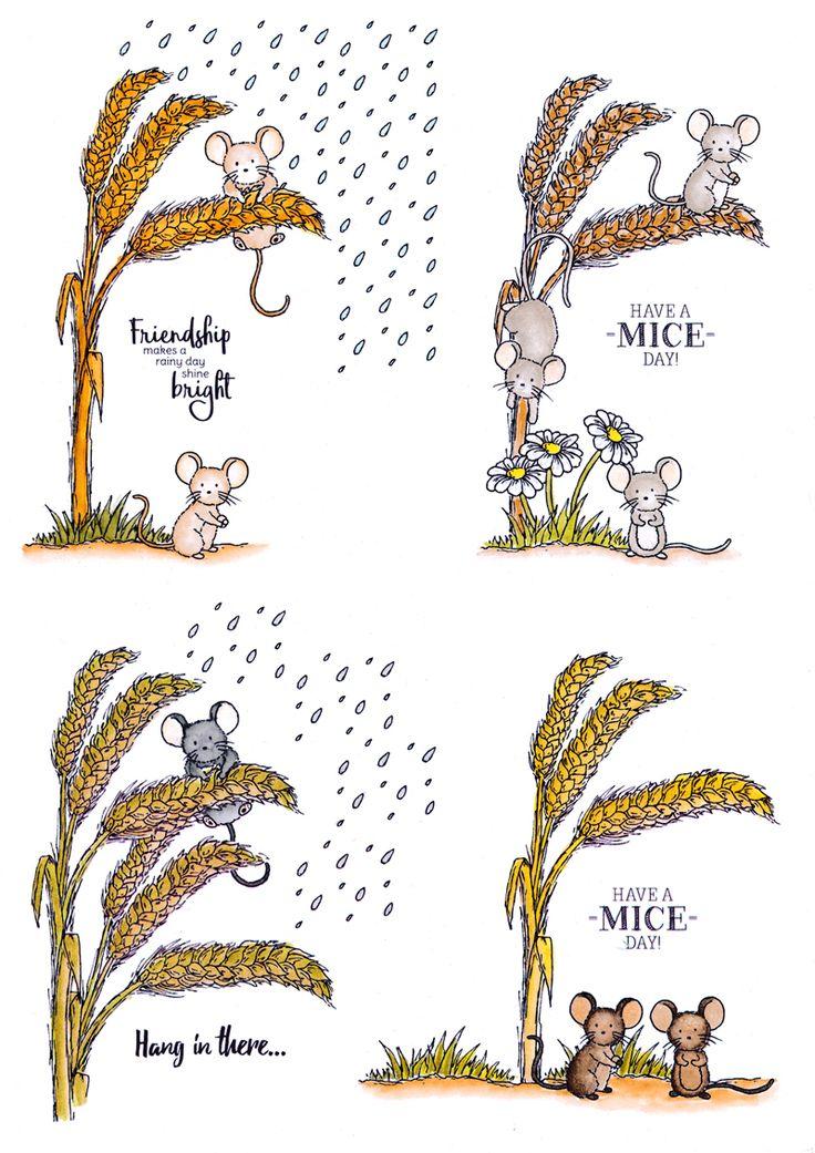 A Mice Day! Inspiration Board