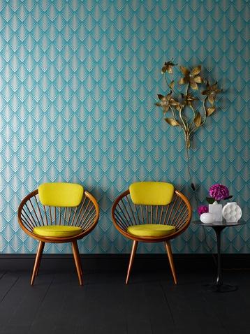 bleu canard « Objet Déco ? Une paire deux chaises c'est toujours plus beau J'had öre *curated by #beaubyme ?