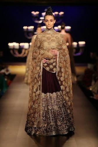 ICW 2014: Manish Malhotra At India Couture Week 2014