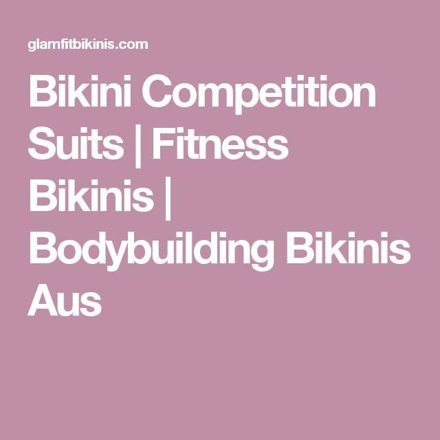 Bikini Competition Suits | Fitness Bikinis | Bodybuilding Bikinis Aus