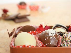 Trufe de Ciocolata - imagine 1 mare