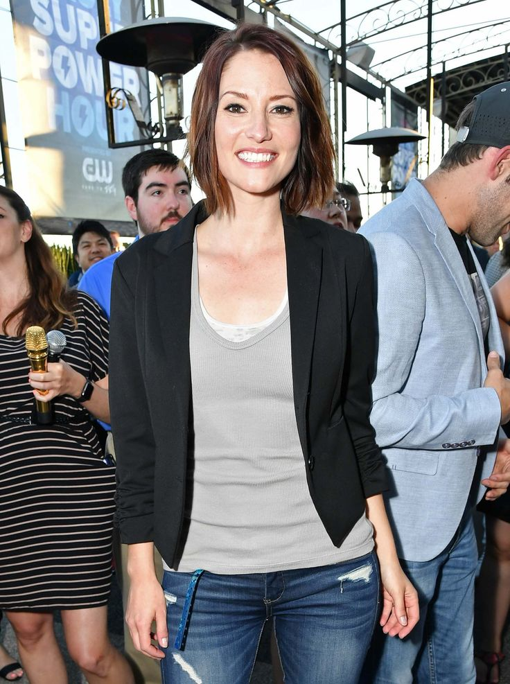 BuzzFeed & The CW Comic-Con Party - 0002 - Chyler Leigh Network |