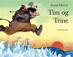Køb 'Tim og Trine' bog nu. Historien om troldedrengen Tim, der keder sig og får sin far til at hente menneskepigen Trine som legekammerat for en dag.  Der er