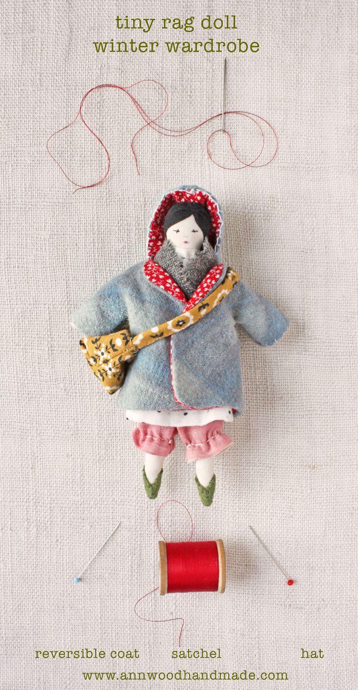 Best 25+ Tiny dolls ideas on Pinterest | Diy doll, Felt doll ...