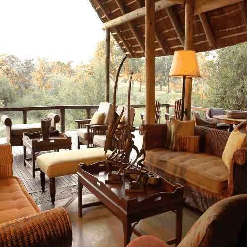 Thornybush Game Reserve South Africa