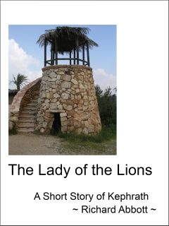 Cover image - The Lady of the Lions, published by Matteh Publications $0.99