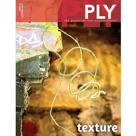 PLY Magazine Texture Issue- Autumn 2015