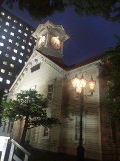 久々に来ました; 札幌時計台いつ見ても思ったより小さいです笑 tags[北海道]