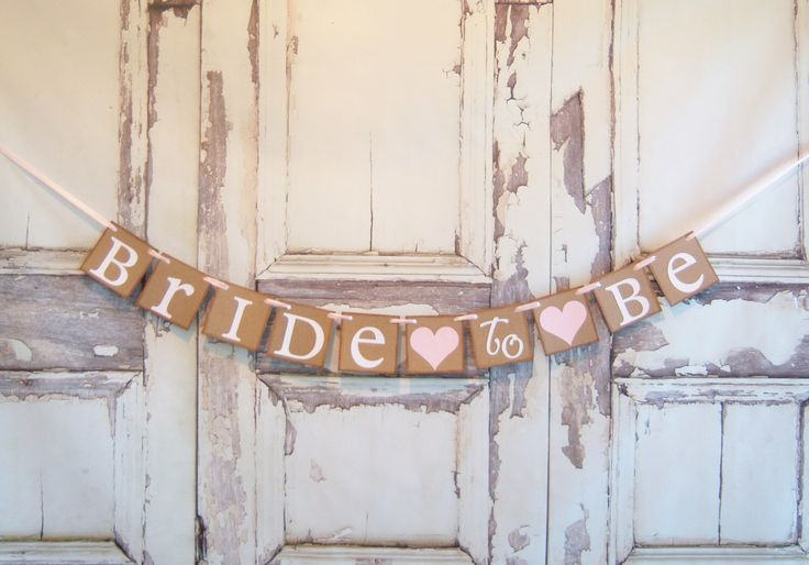 Bridal Shower banner,Bachelorette, bridal shower decor, Bride to be banner, wedding banner, bridal shower, party banner, wedding banners by lolaandcompany on Etsy https://www.etsy.com/listing/231659851/bridal-shower-bannerbachelorette-bridal