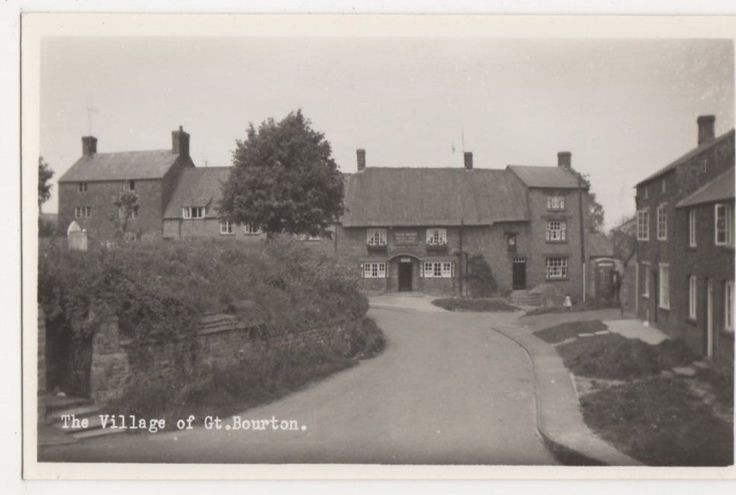 The Village of Great Bourton Oxfordshire RP Postcard, B285 in Collectables, Postcards, Topographical: British | eBay