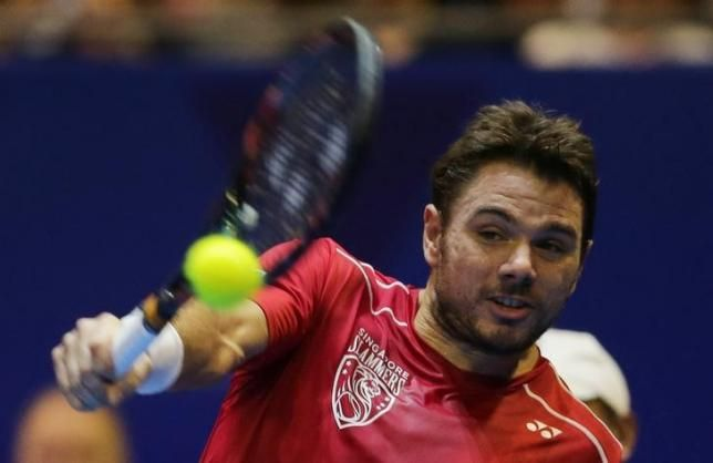 Welcome to Sport Theatre: Wawrinka brushes past Coric for Chennai hat-trick