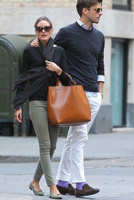 Olivia Palmero! I like big bags.  I have that bag!!!