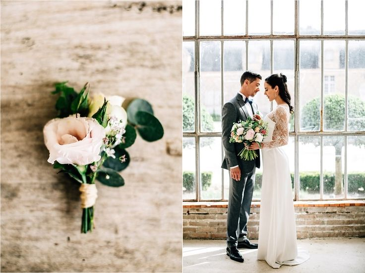 Un magnifique shooting mariage dans un château à découvrir sur le blog