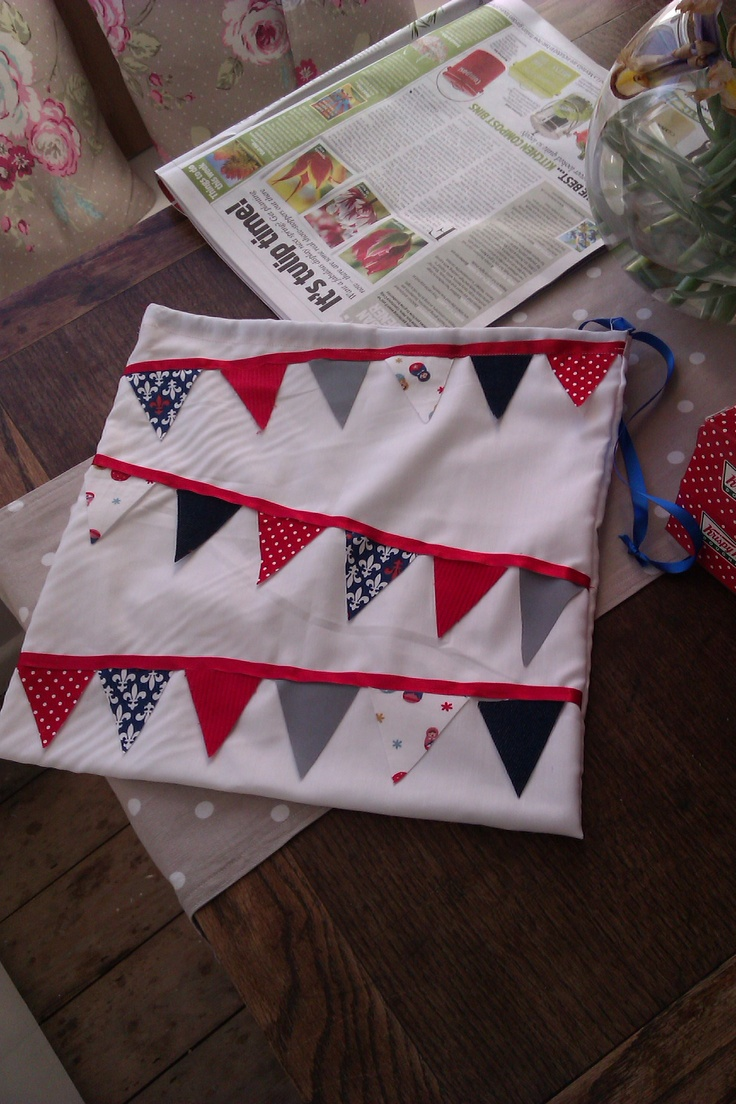 Christmas present sack - perfect for putting lots of small Christmas gifts in