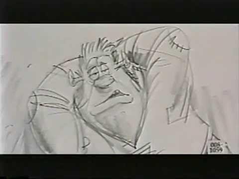 Chris Farley as Shrek -- Lost footage found!