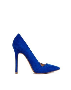 ASOS PENSIVE Pointed High Heels
