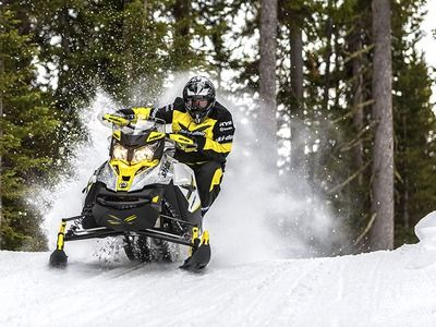 Luxury 2016 Ski Doo