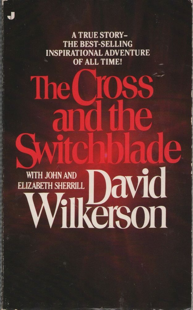 Cross And The Switchblade Book