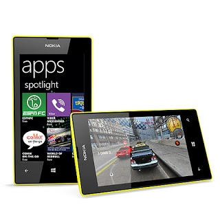 Nokia Lumia 520 now available in India, priced at Rs. 10,499 (INR).