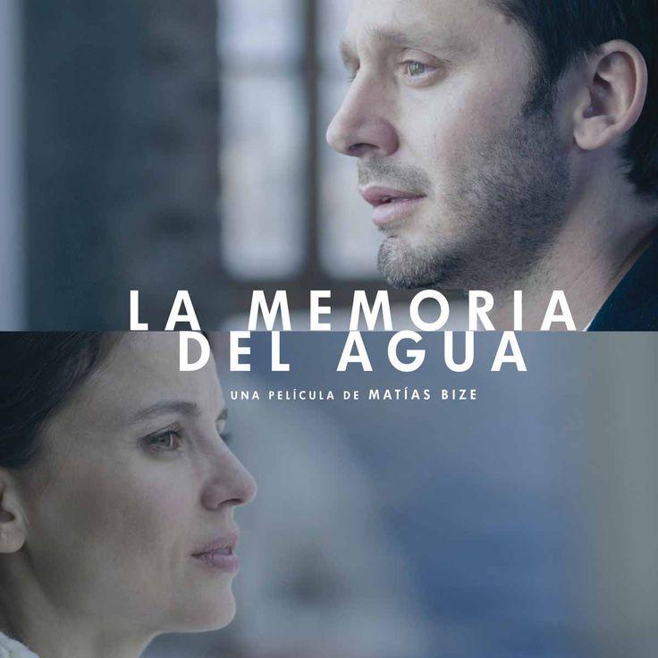 La memoria del Agua, película chilena de Matías Bize con Elena Anaya y Benjamín Vicuña