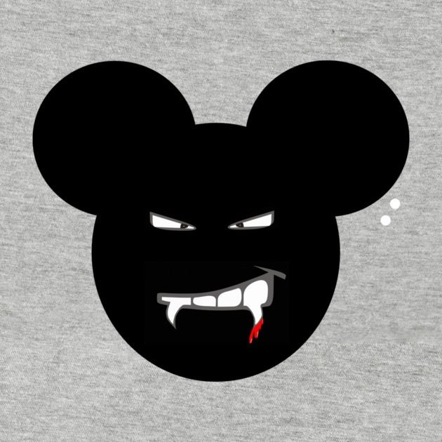 Check out this awesome 'The+Evil+Mouse' design on TeePublic! http://bit.ly/1xSP0Vs
