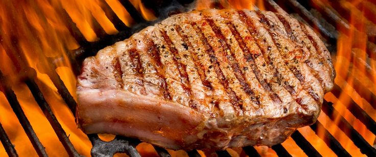 PHOTO: When cooking a frozen steak, do not defrost it first for better results.