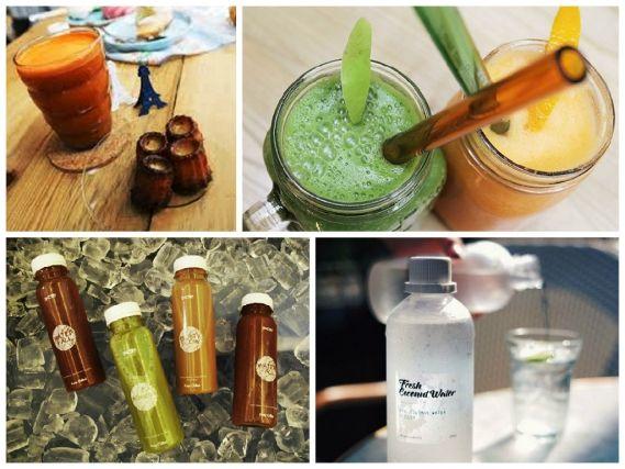 4 Restoran dengan Jus Enak di Jakarta  Style.com Indonesia