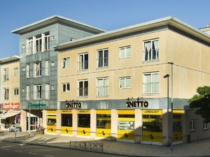 Butikslokale til leje på Vinkældertorvet 9, 4640 Faxe