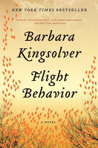 Flight Behavior: A Novel (P.S.) by Barbara Kingsolver, http://www.amazon.com/dp/0062124277/ref=cm_sw_r_pi_dp_cVC2rb1NHNXEM The author makes the personal political when examining how religious, scientific, political/environmentalist views clash when a catastrophe arises. She infuses the novel with scientific truths about global warming.