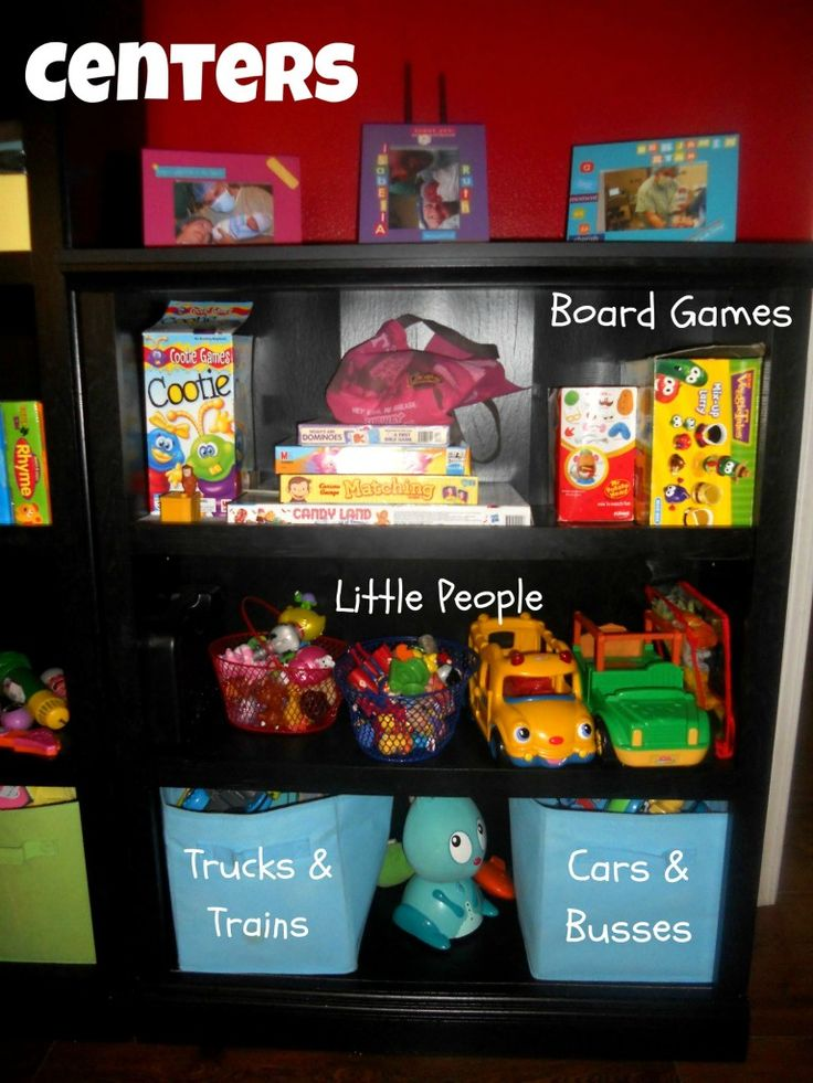 Toys For Day Care Centers : Best organizing kids toys ideas on pinterest toy