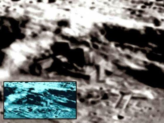 davidmessias: China libera foto de base lunar alienígena